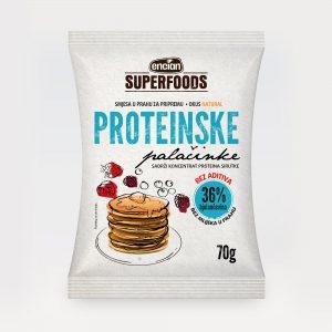 Encian proteines palacsinta