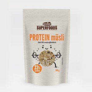 Encian Superfoods proteines müzli